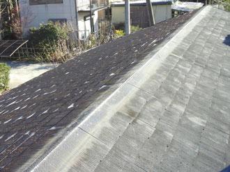 いすみ市 屋根リフォーム カバー工事 既存板金撤去