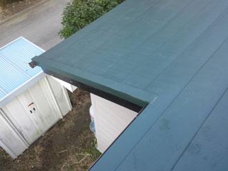 いすみ市 屋根カバー工事 完工