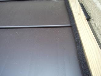千葉県佐倉市 屋根カバー工法 室内塗装 1階屋根カバー工法