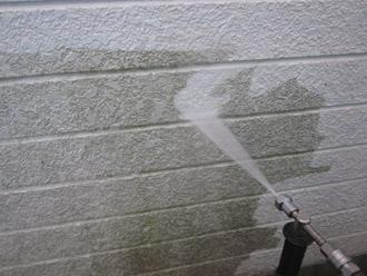 千葉市稲毛区 棟板金交換 屋根塗装 外壁塗装 外壁の高圧洗浄