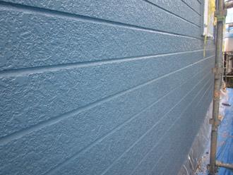 千葉市稲毛区 棟板金交換 屋根塗装 外壁塗装 完了