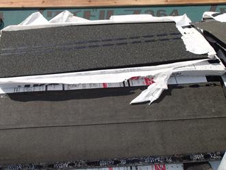 千葉県千葉市花見川区 屋根葺き替え 新規屋根材 リッジウェイ