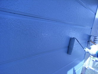印旛郡酒々井町 外壁塗装 クリーンマイルドシリコン