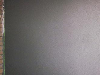 千葉県印旛郡酒々井町 屋根塗装 外壁塗装 点検の様子 外壁 上塗り 完了後