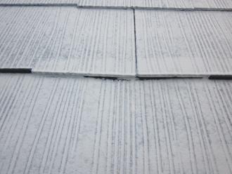 千葉県印旛郡酒々井町 屋根塗装 外壁塗装 点検の様子 タスペーサー設置後