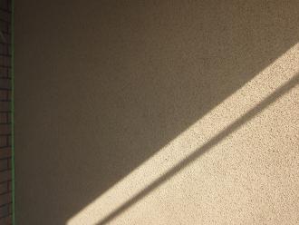 千葉県印旛郡酒々井町 屋根塗装 外壁塗装 塗装の様子 外壁 洗浄後