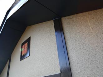 千葉県印旛郡酒々井町 屋根塗装 外壁塗装 塗装の様子 外壁 上塗り
