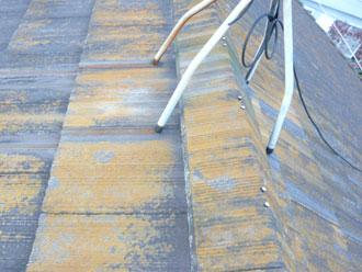 君津市 屋根点検 塗装劣化