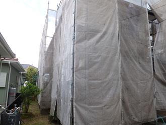 千葉県 君津市 屋根塗装 外壁塗装 点検 瓦の欠けと割れ