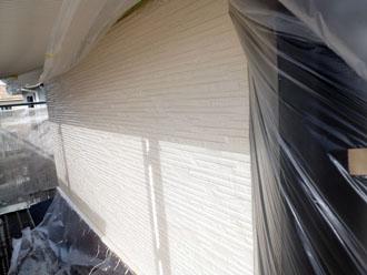 千葉県 君津市 屋根塗装 外壁塗装 養生と塗装
