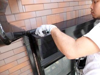 千葉県 君津市 屋根塗装 外壁塗装 窓枠の塗装