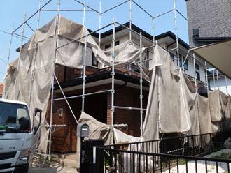 千葉県 君津市 屋根塗装 外壁塗装 お引渡し前の点検