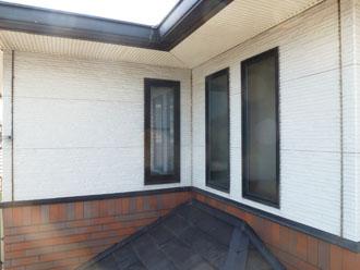 千葉県 君津市 屋根塗装 外壁塗装 外壁の点検 傷みのないさそうな外壁