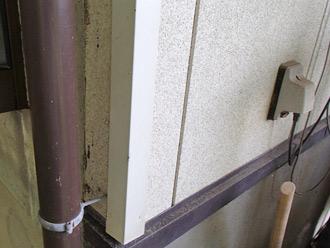 千葉県君津市 外壁の汚れ