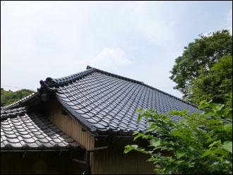 富津市 屋根葺き替え 完工