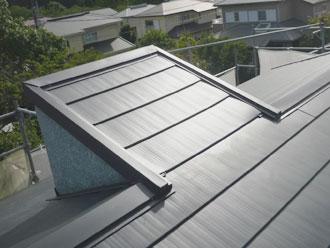 千葉県 市原市 屋根カバー 完工