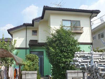 千葉県 市原市 外壁塗装 外壁塗装 竣工