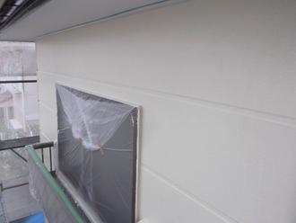 千葉県 市原市 外壁塗装 二階部分 塗装完了