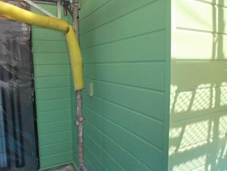 千葉県 市原市 屋根塗装 外壁塗装 上塗り完了