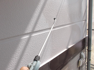 千葉県 市原市 外壁のバイオ洗浄