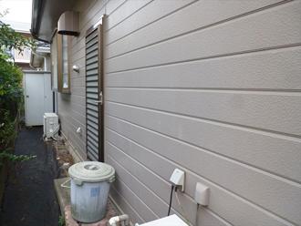 千葉県 市原市 外壁点検 色褪せした外壁