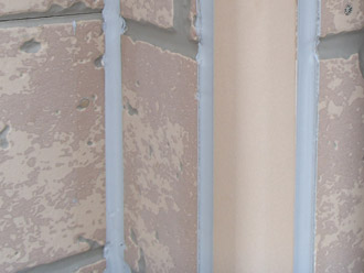 浦安市 屋根補修 屋根塗装 目地の補修 プライマーの塗布
