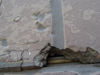 浦安市 屋根補修 屋根塗装 目地の補修 外壁の点検 外壁の崩れ
