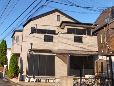 千葉市稲毛区 屋根カバー工事・外壁塗装 全ての工事の完了
