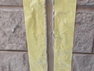 千葉県習志野市 屋根塗装 外壁塗装 塗装の様子 養生テープ