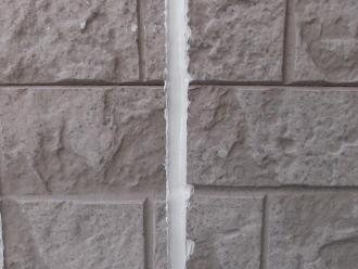 千葉県習志野市 屋根塗装 外壁塗装 塗装の様子 コーキング 仕上がり