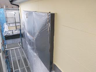 千葉県習志野市 屋根塗装 外壁塗装 塗装の様子 2階 塗装 完了後