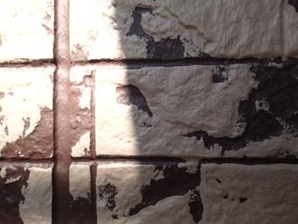 千葉県習志野市 屋根塗装 外壁塗装 塗装の様子 ベランダ トップコート塗装 完了後