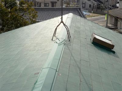 袖ヶ浦市 屋根 板金工事 完工