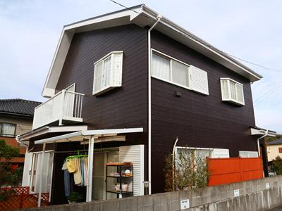 千葉県袖ヶ浦市 屋根塗装・外壁塗装 工事完了後のお住まい