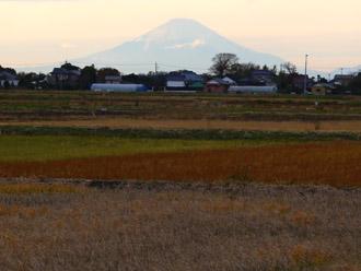 千葉県袖ヶ浦市 屋根塗装・外壁塗装完了 富士山