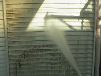 千葉県袖ヶ浦市 屋根塗装・外壁塗装 お住まいの汚れ