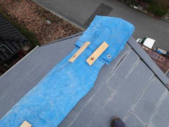 千葉県袖ヶ浦市 屋根塗装・外壁塗装 点検 隣の建物の屋根