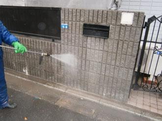 埼玉県 富士見市 屋根塗装 外壁塗装 バルコニー防水 塀の高圧洗浄