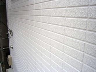 埼玉県 富士見市 屋根塗装 外壁塗装 バルコニー防水 外壁塗装完了