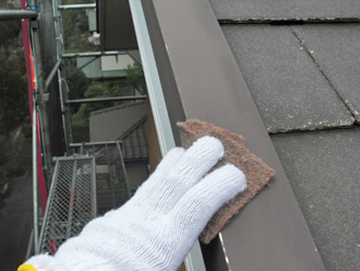 神奈川県厚木市 屋根塗装工事