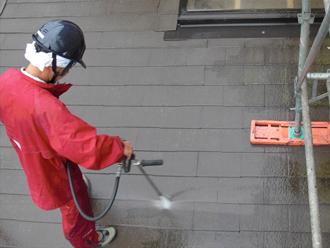 神奈川県厚木市 高圧洗浄