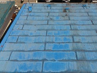 横浜市保土ケ谷区 屋根カバー工事 点検 小屋裏の雨染み