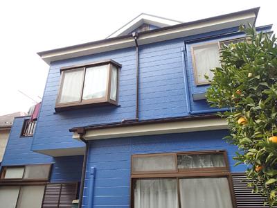 横浜市戸塚区 屋根塗装 外壁塗装工事完了
