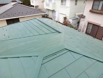 横浜市戸塚区 屋根カバー工事 完工
