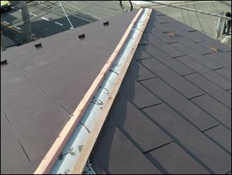横浜市港南区 屋根カバー工事 新規屋根葺き完了