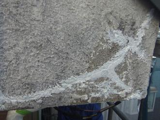 横浜市瀬谷区 棟板金交換  屋根塗装・外壁塗装 モルタル部分のクラック補修 コーキング完了