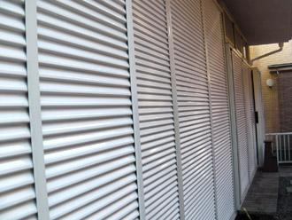 横浜市瀬谷区 棟板金交換  屋根塗装・外壁塗装  雨戸の塗装
