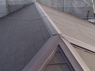 屋根塗装工事 屋根葺き替え 完工