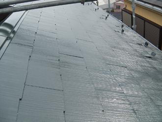 神奈川県磯子区 屋根塗装 完工