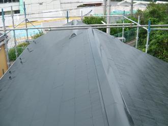 屋根塗装工事 屋根塗装 完工